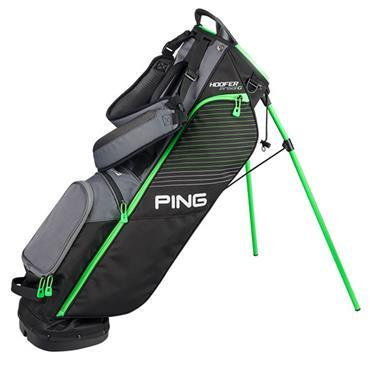 Ping Prodi G Large Carry Bag  Charcoal/Black/Green