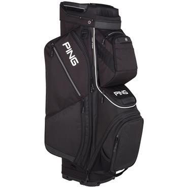 Ping Pioneer 191 Cart Bag  Black