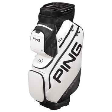 Ping DLX 191 Cart Bag White