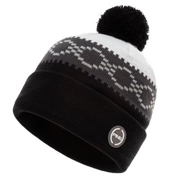 Ping Jorgen Bobble 203 Hat  Black Silver Multi