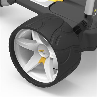 Powakaddy Low Profile Wide Wheels  .