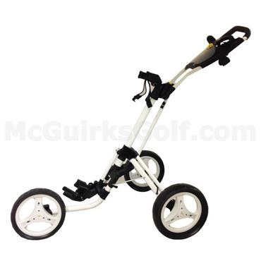 Powakaddy Twinline 4 Cart  White