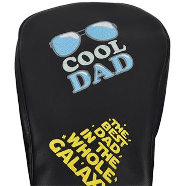 Premier Licensing Driver Headcover  Super Dad