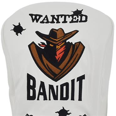 PRG Originals Driver Headcover  Bandit