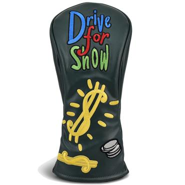 PRG Originals Driver Headcover  Drive for Show