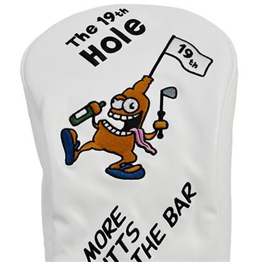 PRG Originals Driver Headcover  19th Hole