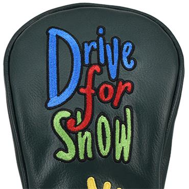 PRG Originals Fairway Headcover  Drive for Show