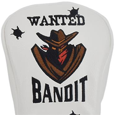 PRG Originals Rescue Headcover  Bandit