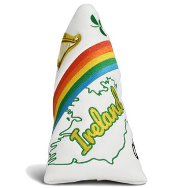 Premier Licensing Blade Putter Headcover  Lucky Charm