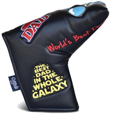 Premier Licensing Blade Putter Headcover  Super Dad