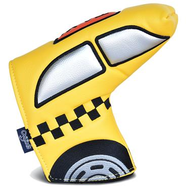 Premier Licensing Blade Putter Headcover  Taxi