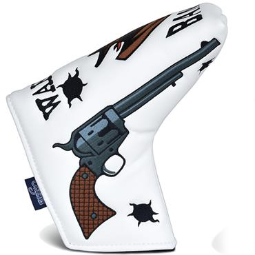 PRG Originals Blade Putter Headcover  Bandit