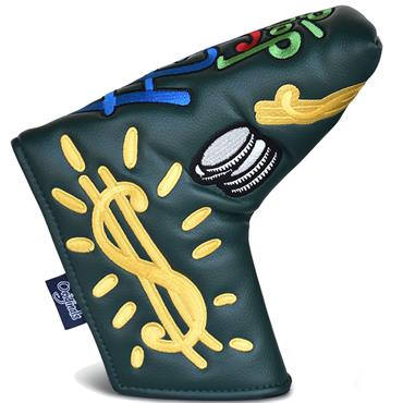 PRG Originals Blade Putter Headcover Green Putt for Dough