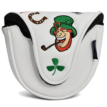 PRG Originals Mallet Putter Headcover  Lucky Charm