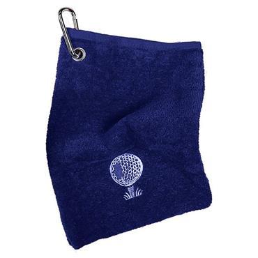 Surprizeshop Pouch Towel  Navy