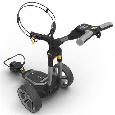 Powakaddy CT6 GPS EBS 18 hole Lith Cart  Gunmetal