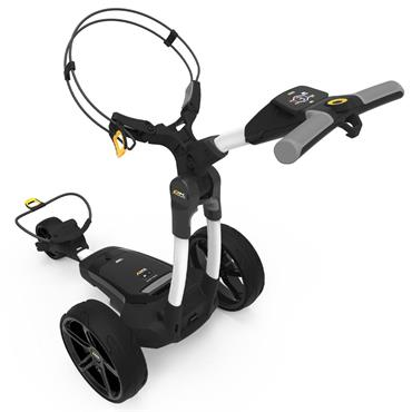 Powakaddy FX3 18 hole Lith Cart  White