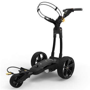 Powakaddy FX3 36 hole Lith Cart  Black