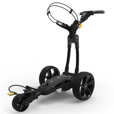 Powakaddy FX3 EBS 18 hole Lith Cart  Black