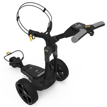 Powakaddy FX3 EBS 36 hole Lith Cart  Black