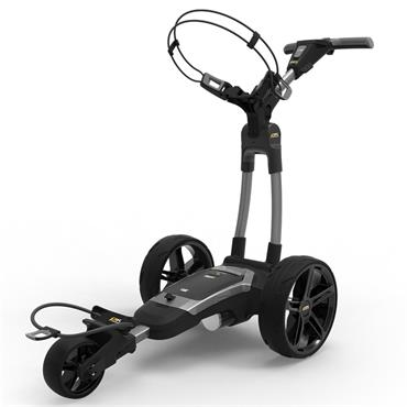 Powakaddy FX5 18 hole Lith Cart  Gunmetal