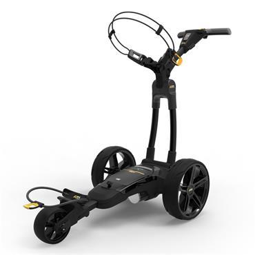Powakaddy FX3 18 Hole Lithium Cart  Black