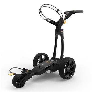Powakaddy FX3 EBS 18 Hole Lithium Cart  Black