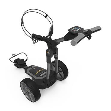 Powakaddy FX7 GPS 18 Hole Lithium Cart  Gunmetal