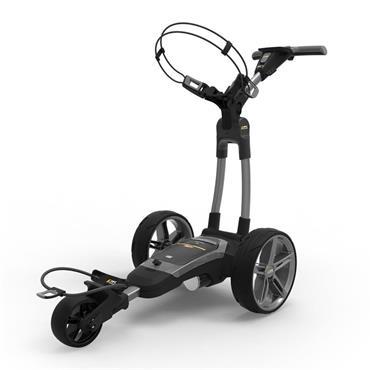 Powakaddy FX7 GPS EBS 36 Hole Lithium Cart  Gunmetal