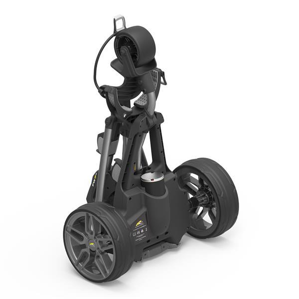 Powakaddy FW7s Cart 18 Hole Lithium Battery Gunmetal | Golf Store