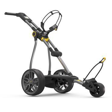 Powakaddy C2i Cart 18 Hole Lithium Battery  Gunmetal