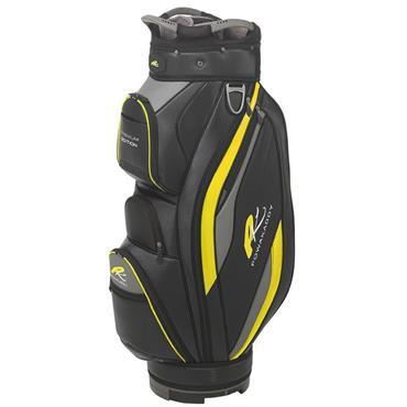 Powakaddy Premium Edition Bag  Black/Yellow