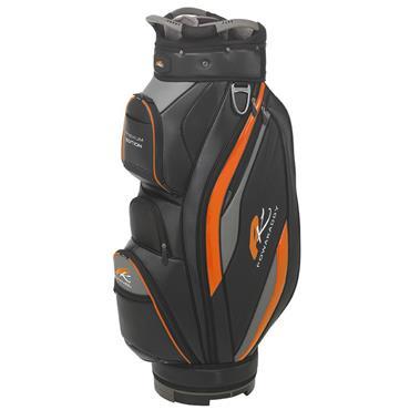 Powakaddy Premium Edition Bag  Black - Orange