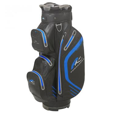 Powakaddy Dri Edition Cart Bag  Black/Blue