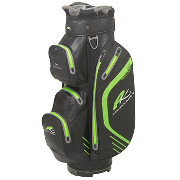 Powakaddy Dri Edition Cart Bag  Black/Lime