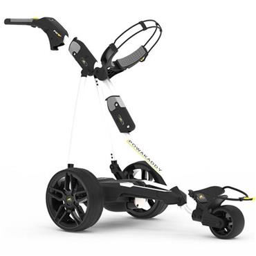Powakaddy FW3s 19 Cart 36 Hole Lithium  White