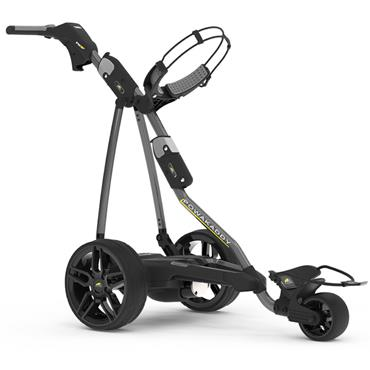 Powakaddy FW5s 19 Cart 18 Hole Lithium Gunmetal