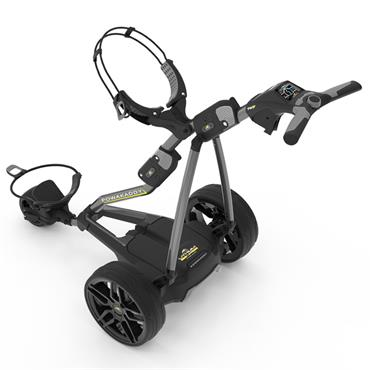 Powakaddy FW5s 19 Cart 36 Hole Lithium Gunmetal