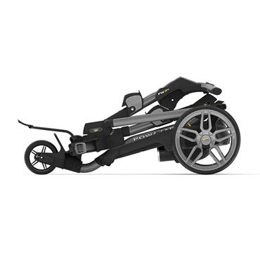 Powakaddy FW7s 19 Cart EBS 18 Hole Lithium  Gunmetal