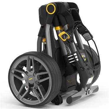 Powakaddy C2i 19 Cart 18 Hole Lithium  Gunmetal
