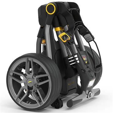 Powakaddy C2i 19 Cart 36 Hole Lithium  Gunmetal