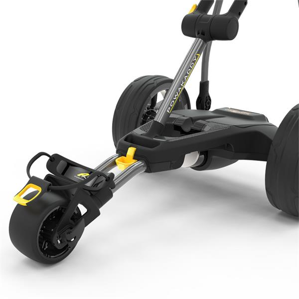 Powakaddy C2i 19 GPS Bluetooth Cart 18Hole Lithium Gunmetal