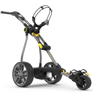 Powakaddy C2i 19 GPS Bluetooth Cart 18Hole Lithium  Gunmetal