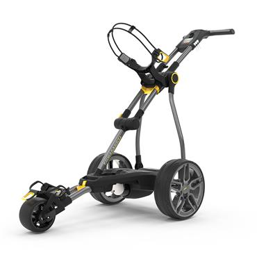 Powakaddy C2i 19 EBS GPS 18 hole Lith Battery  Gunmetal