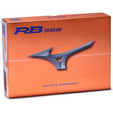 Mizuno RB 566 Golf Balls Dozen Orange