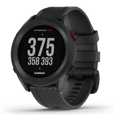 Garmin Approach S12 GPS Watch  Black
