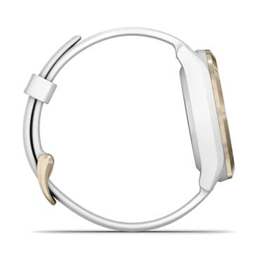 Garmin Approach S40 Watch  White Gold