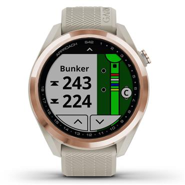 Garmin Approach S42 Watch  Rosegold