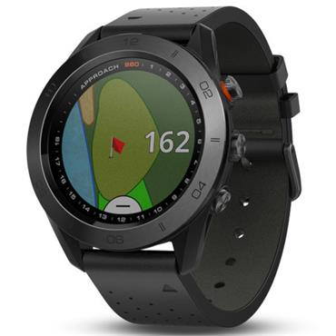 Garmin Approach S60 Premium GPS Golf Watch Black