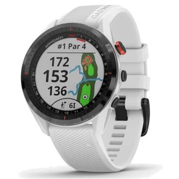 Garmin Approach S62 GPS Watch  White